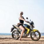 motobike-girl
