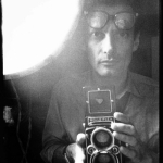 Американский известный фотограф Ричард Аведон