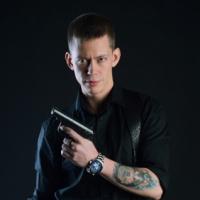 настоящий мужчина носит оружие и тату