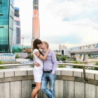 lovestory в москва-сити