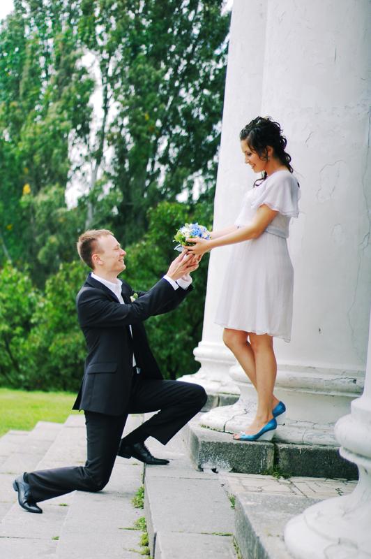 Как это сделано свадебные фото